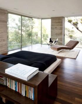 170万打造宜家欧式风格卧室飘窗装修效果图大全