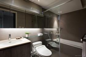 120平米三房两厅卫生间装修效果图