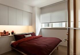 120平米三房两厅卧室装修效果图
