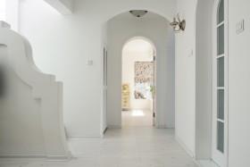鬼手帕康城地中海风格复式楼玄关装修效果图