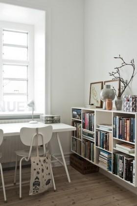 经济型装修 简约家居书房装修效果图大全