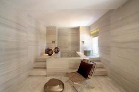 豪华打造的120平后现代装修风格休闲区图片
