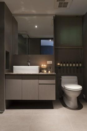 两室两厅最新卫生间装修效果图大全2012图片