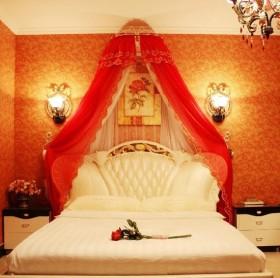 欧式婚房布置图片