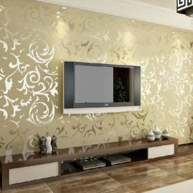 电视背景墙装修壁纸效果图大全