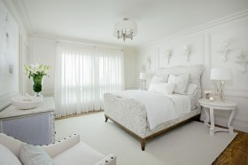 最新简欧卧室装修效果图
