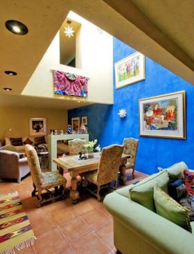 餐厅室内设计地中海风格