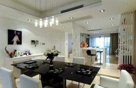 现代婚房室内装修效果图