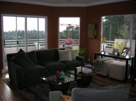 17万打造华美中式风格二居客厅装修效果图大全