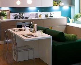 40平超小户型餐厅装修效果图大全