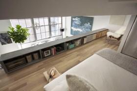小复式宜家风格卧室装修效果图大全