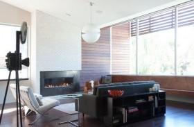 三居室简欧风格客厅装修效果图大全