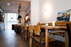 160平三居房现代时尚餐厅装修效果图