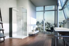 三房两厅现代都市白领卫生间飘窗装修效果图大全2012图片