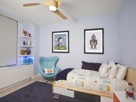 90平米小户型时尚室内儿童房装修效果图大全