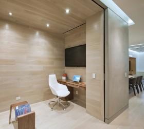 90平米小户型时尚室内书房装修效果图大全