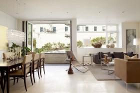 19万打造北欧风格客厅装修效果图大全