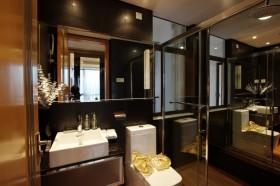 三室两厅简约风格卫生间装修效果图