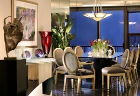 15万打造浪漫北欧风格三居餐厅装修效果图大全