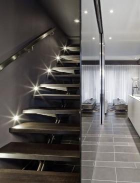 180万打造奢华舒适现代风格过道装修效果图大全