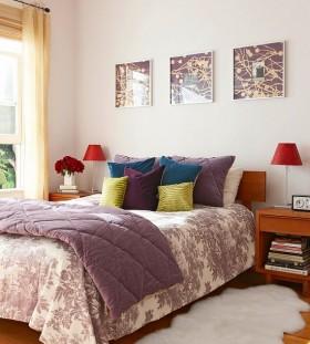 3万打造50平简约卧室装修效果图