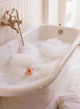 三室两厅美式风格卫生间浴缸装修效果图大全