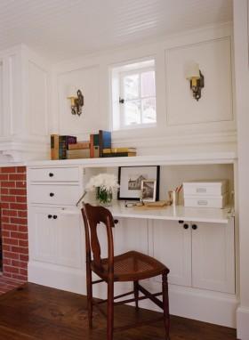 三室两厅美式风格书房装修效果图大全