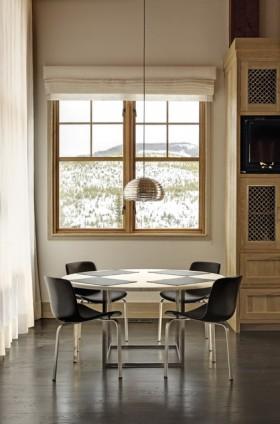 31万打造舒适美式风格餐厅装修效果图大全