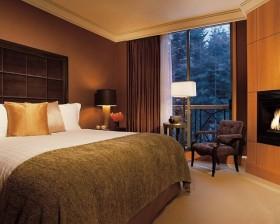 13万打造原木气息北欧风格卧室装修效果图大全