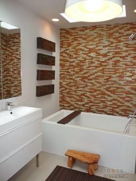 东建金凯国际东南亚风格卫生间装修设计图