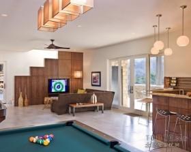 三居室现代客厅装修效果图大全2012图片