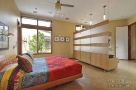 2012最新四居室卧室装修效果图大全2012图片