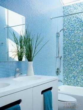 洗手台浴室柜装修效果图大全2016图片_洗手台浴室柜图