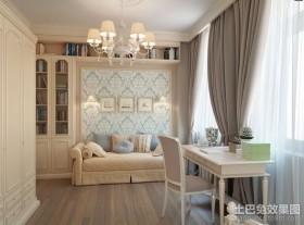 40㎡超小户型圣彼得堡公寓客厅装修效果图大全2012图片