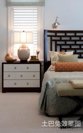 现代卧室装修设计效果图大全2013图片欣赏