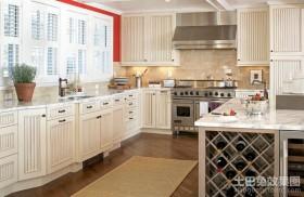 地中海复式厨房装修效果图大全2012图片