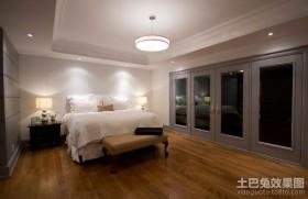 四居室主卧室装修效果图大全2012图片