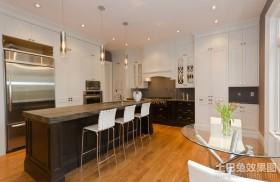 四居室大面积厨房装修效果图大全2012图片