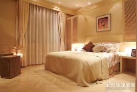 120平米三居室卧室装修效果图大全2012图片