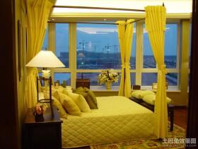 90平小户型东南亚风格卧室装修效果图大全2012图片