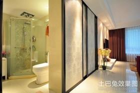 80平米小户型卫生间装修效果图大全2012图片