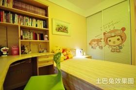 80平米小户型儿童房装修效果图大全2012图片
