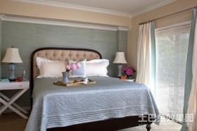 素雅清新的90平米小户型卧室装修效果图大全2012图片