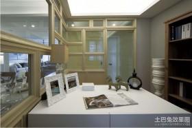 北欧风格书房装修效果图大全2013图片