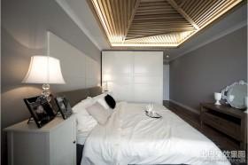 北欧卧室装修效果图大全2013图片