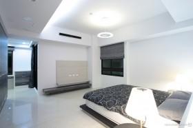 现代二居室卧室装修效果图