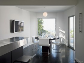 简约小复式餐厅装修效果图大全2012图片