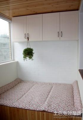 小卧室榻榻米床装修效果图