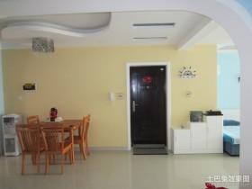 地中海小户型餐厅装修效果图大全2012图片