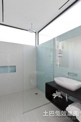 两房两厅白色极简的卫生间装修效果图大全2012图片